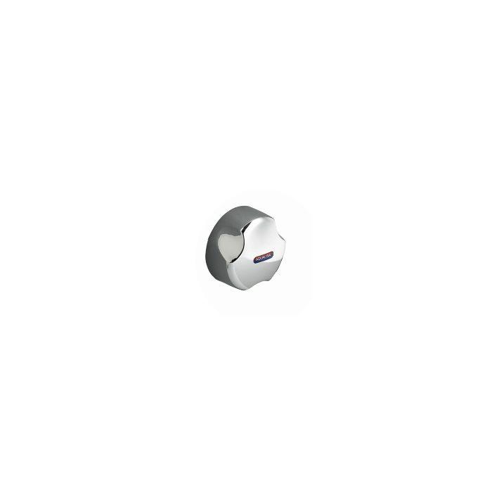 Shower knob Aquavalve 605/405-On/off control knob - Chrome