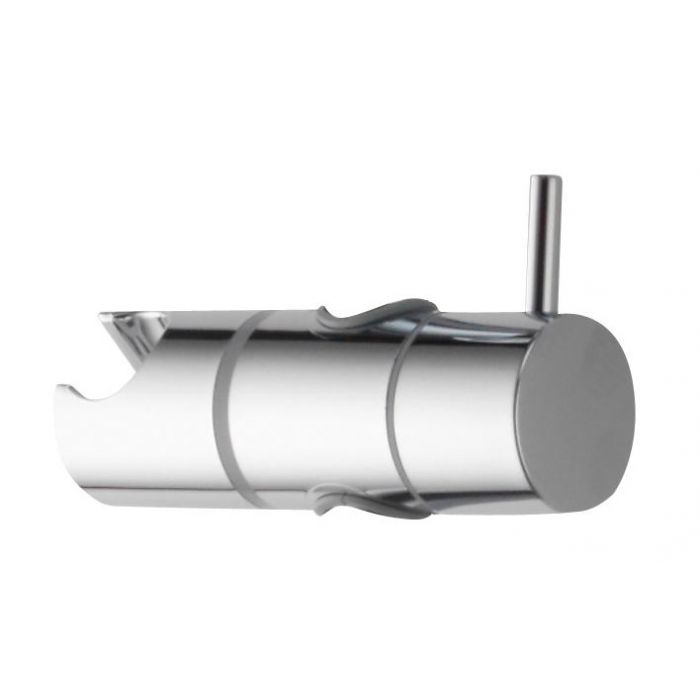 Sliding shower head holders-Sliding Shower head holder 20mm Chrome