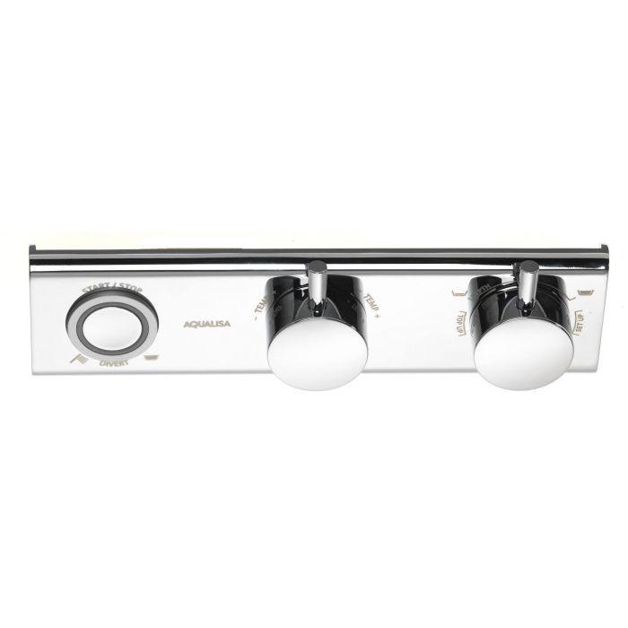 Digital shower controller HiQu-HiQu Divert - Bath/Hand Shower Chrome