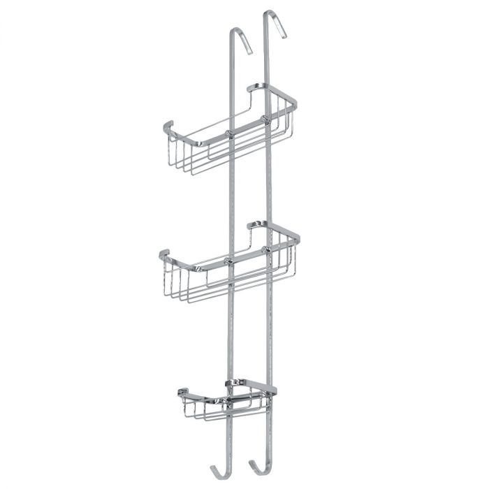 Stainless Steel 3 Tier Shower Caddy Bathroom Accessories