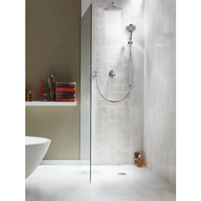 Concealed Digital Shower Mixer Rise Premier Collection