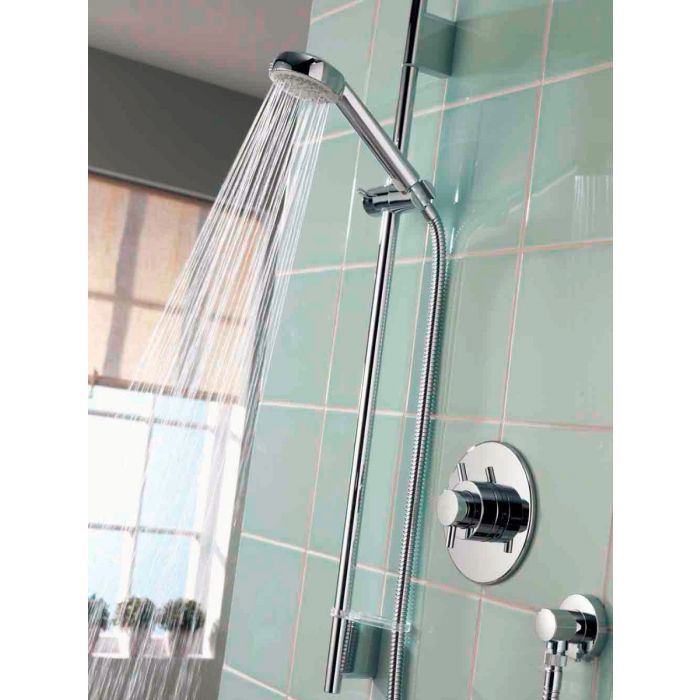 Concealed mixer shower Aspire DL