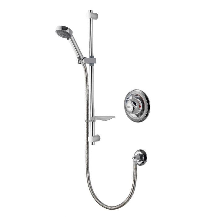 Concealed mixer shower Colt