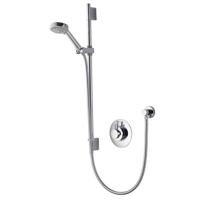 Concealed mixer shower Dream with adjustable shower head