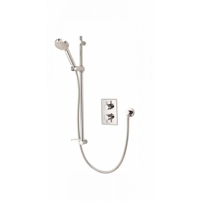 Concealed mixer shower Dream DCV with adjustable shower head - HP/Combi