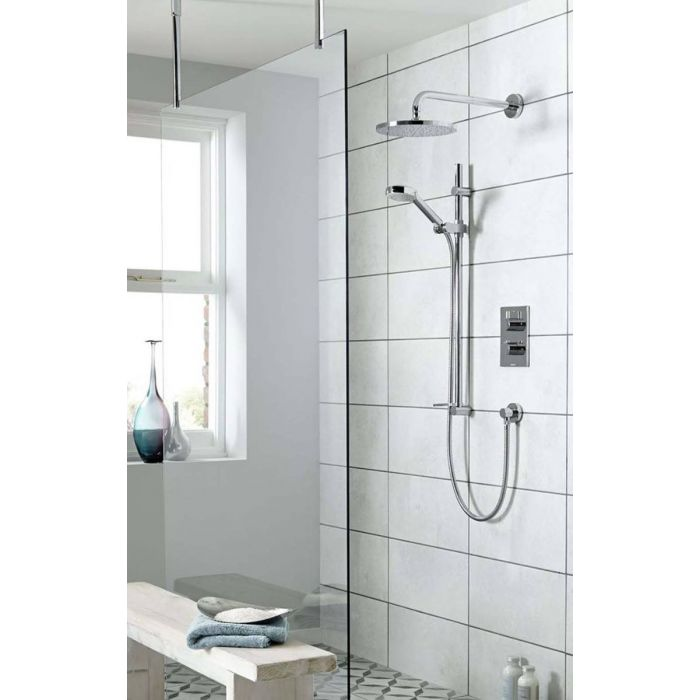 Concealed mixer shower Dream DCV