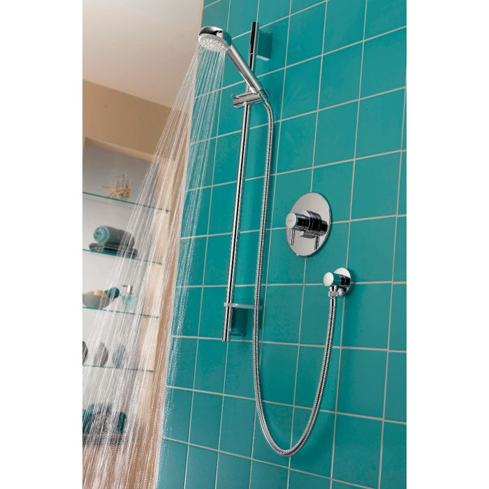 Concealed mixer shower Siren