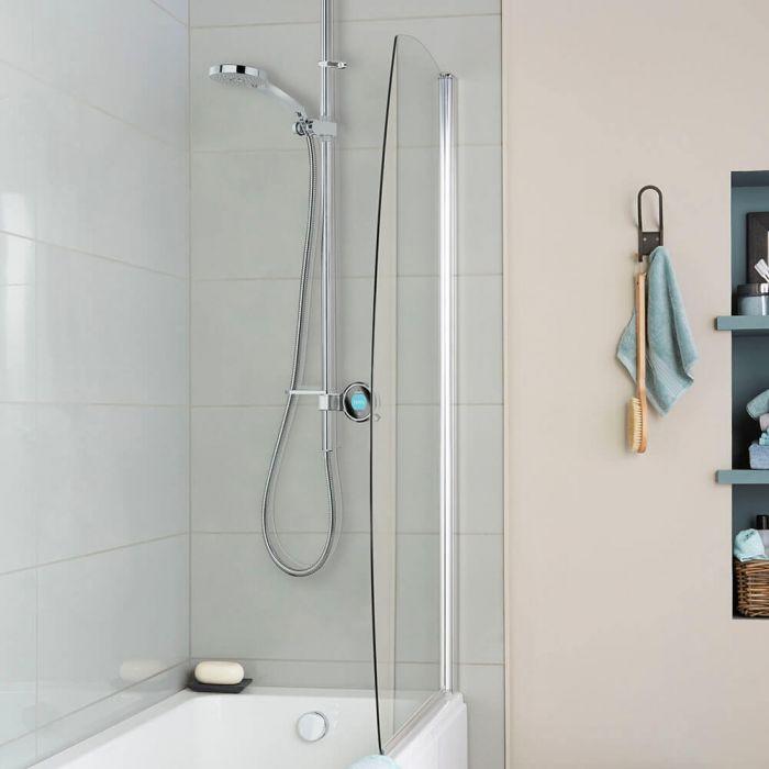 Digital bath shower mixer Q