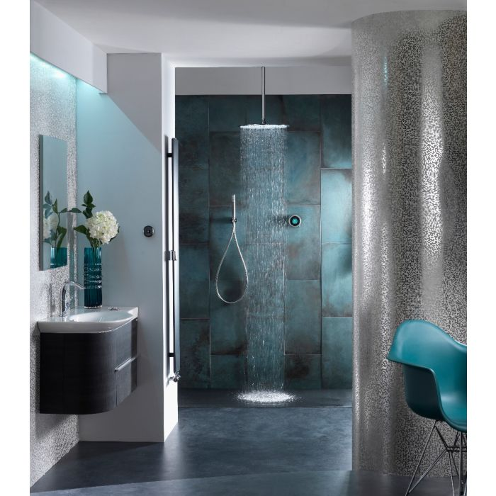 Concealed Digital Mixer Shower Q Edition Premier Collection