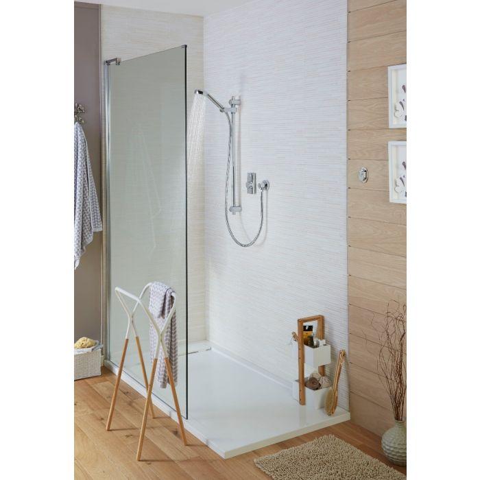 Concealed digital shower mixer Visage