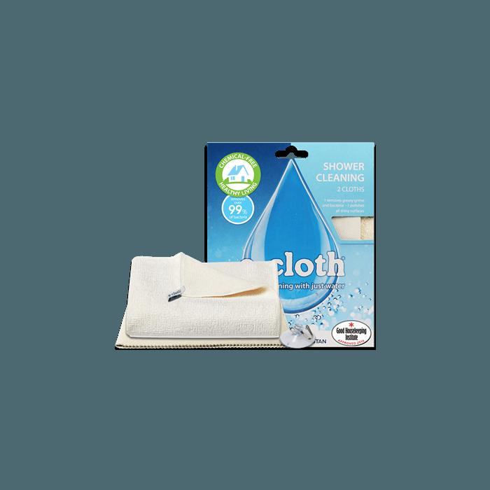 Bathroom shower e cloths