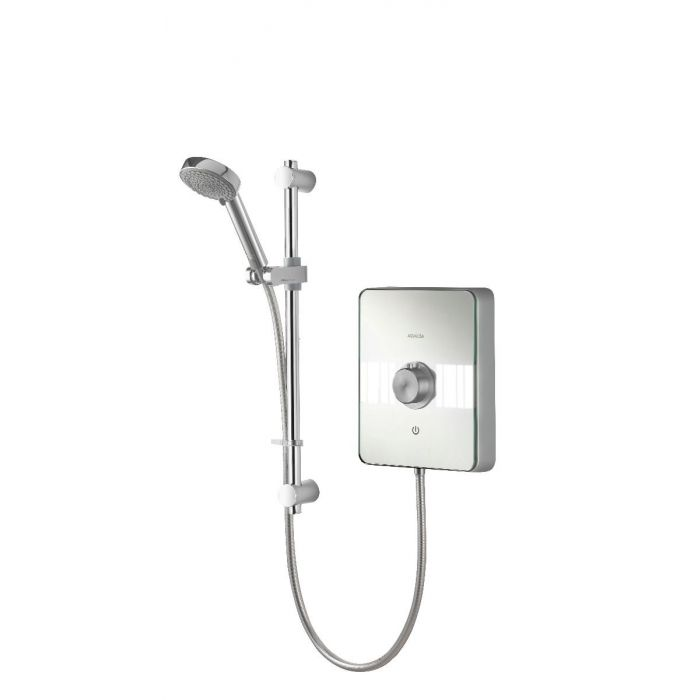 Electric shower 10.5kw Lumi Chrome