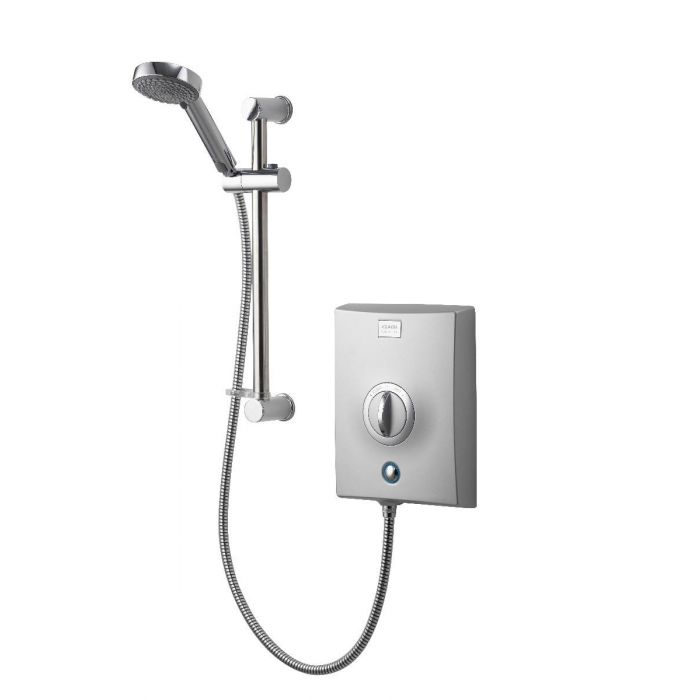 Electric Shower 9.5kW Quartz Chrome