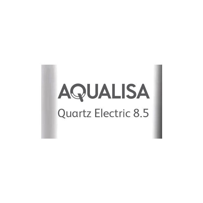Shower Badge-Electric shower badge Quartz 8.5kw