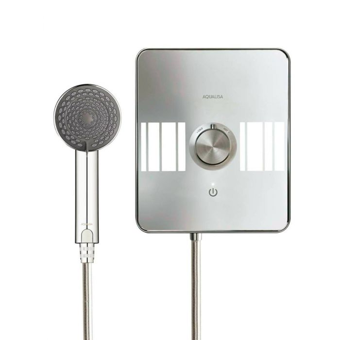 Electric shower 8.5kw Lumi Chrome