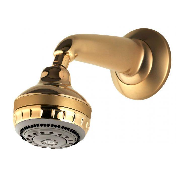 Fixed shower head kits Turbostream-Gold