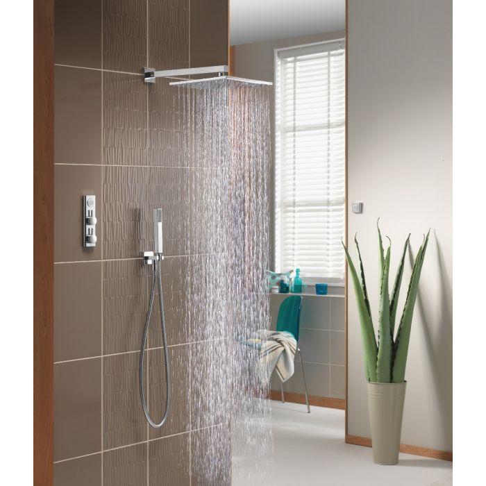 Concealed digital mixer shower HiQu Premier Collection