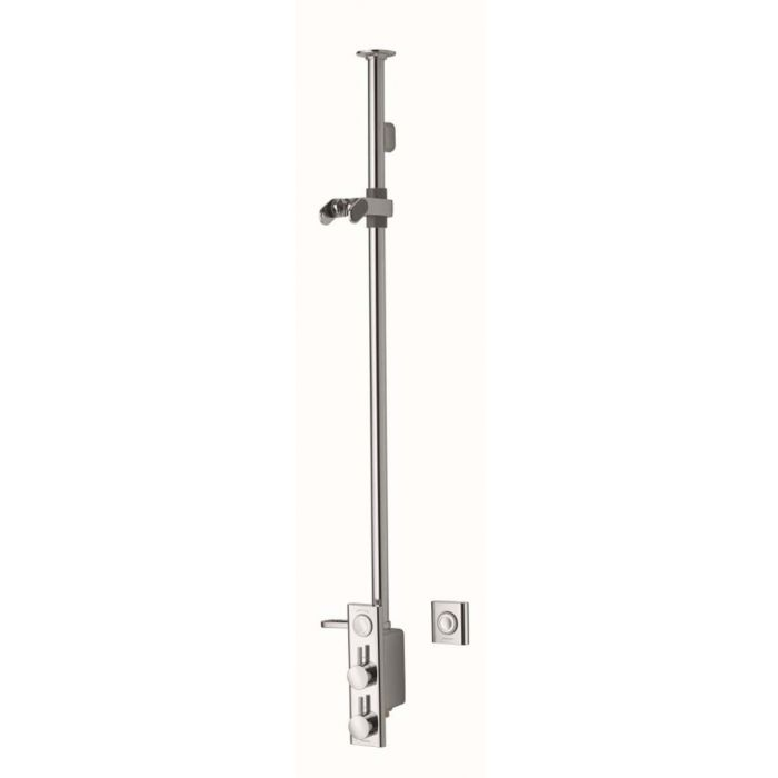 HiQu Digital Shower Exposed with remote control - HP/Combi