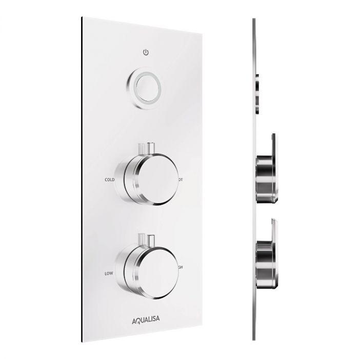 Infinia Digital Shower Single Outlet - HP/Combi