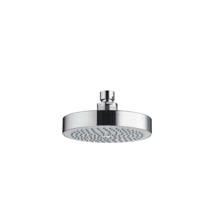 Fixed round drencher Shower heads Premier Collection-Options 140mm Round Drench shower head - Chrome