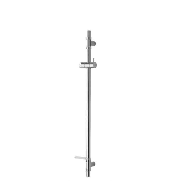 Shower rails Premier Collection-Options 900mm Shower rail system with adjustable fixings