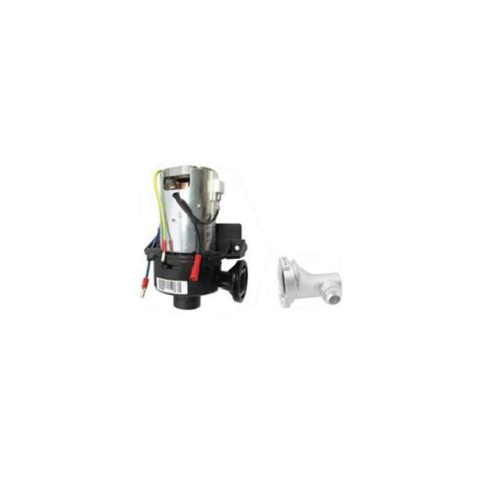 Power shower Pump and Chrome Hose adaptor Aquastream from 2003
