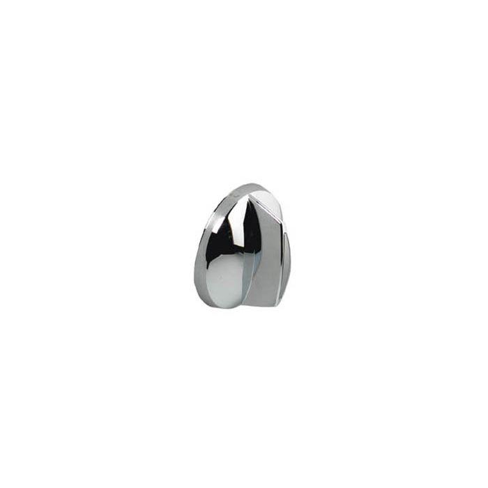 Power shower on/off knob Aquastream-On/Off Control Knob - Chrome