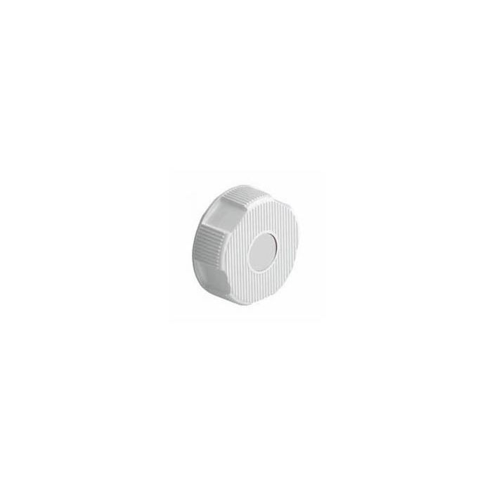 Shower On/Off control Knob White/Gold