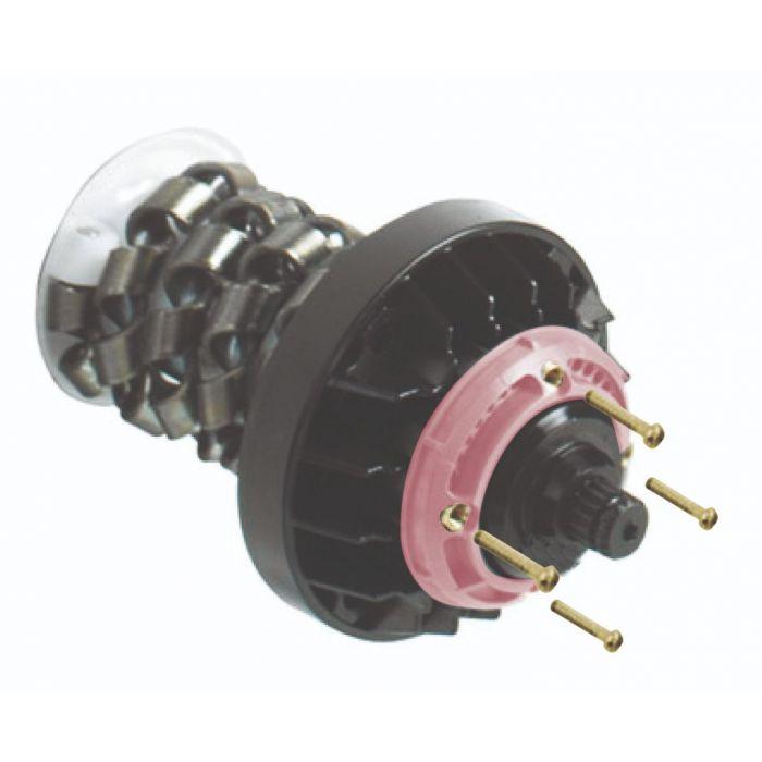 Shower cartridge Aquatique-Cartridge Pink with screws Aquatique - Gold