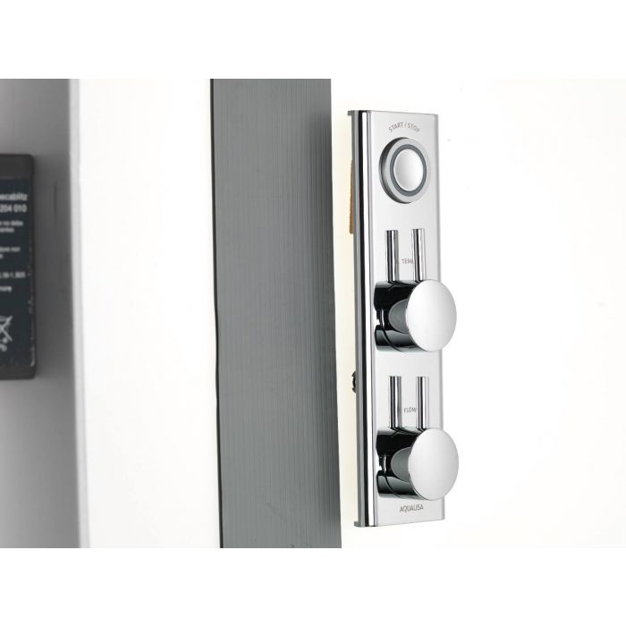 HiQu Digital Shower Controller Front Cover
