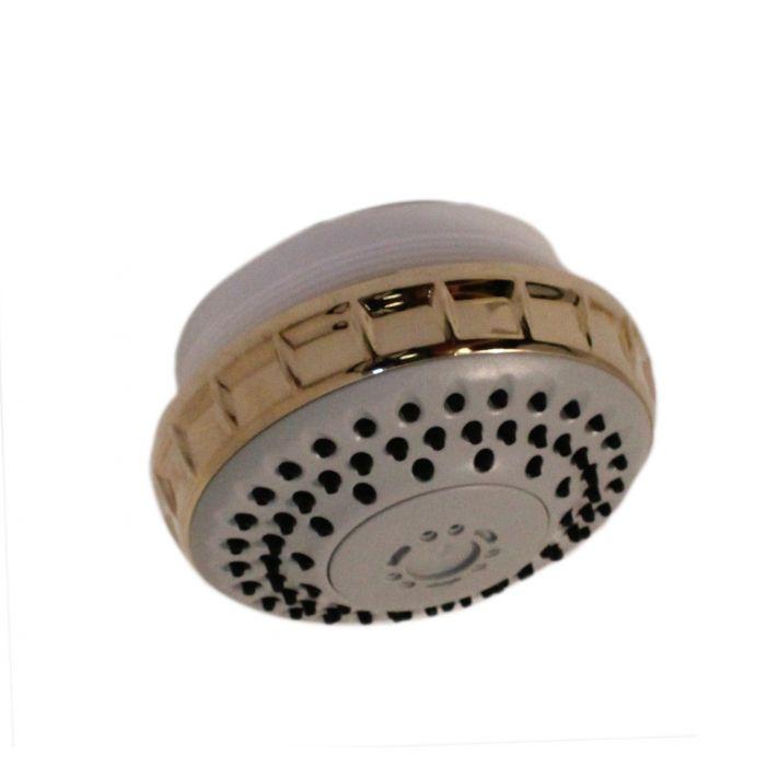 Shower head casette Varispray-Cassette Varispray - Gold