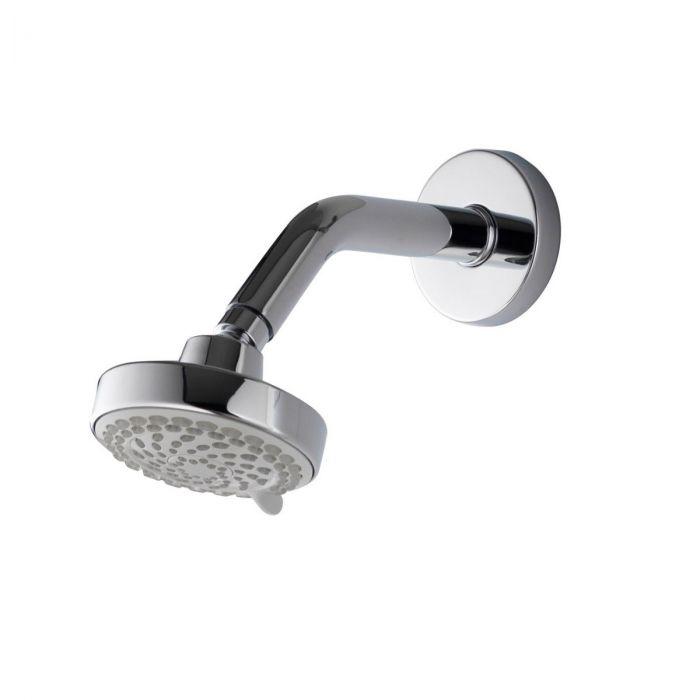 Shower fixed head assembly Harmony 105mm