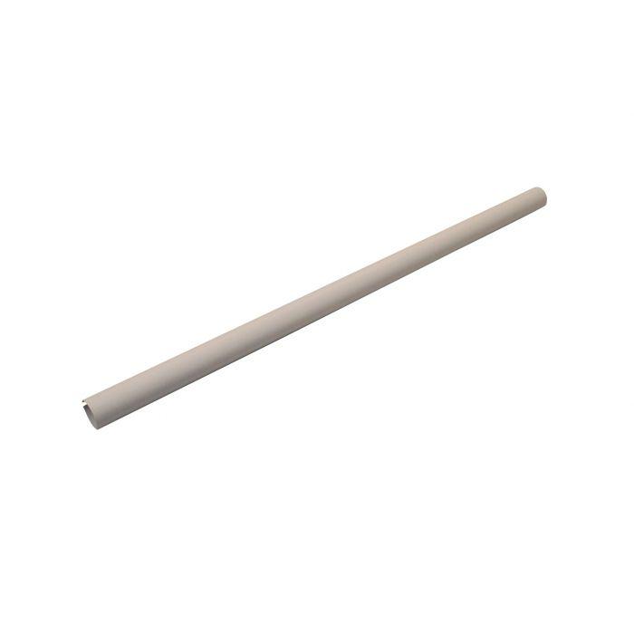 Shower Rail 25mm x 550mm-Slider rail 25mm X 550mm - White