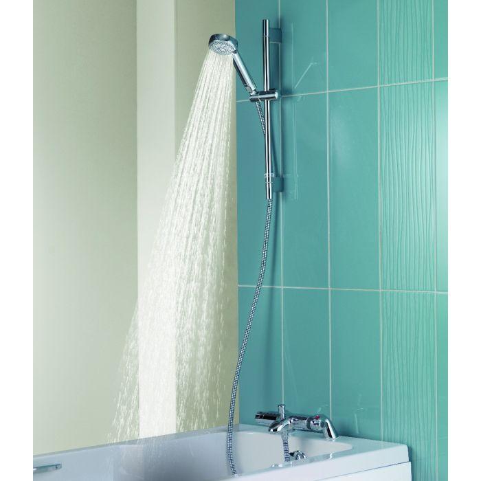 Thermostatic bath shower mixer valve Midas 100