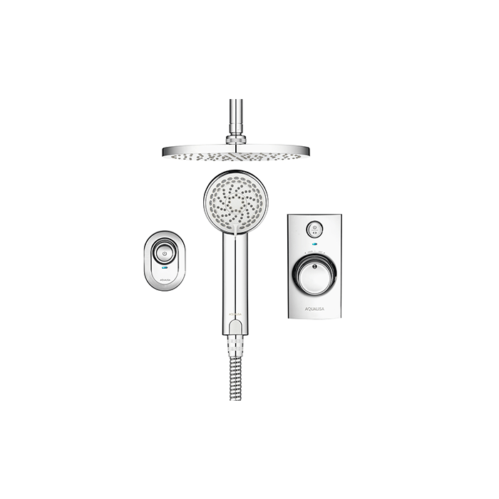 Digital bath shower mixer Visage