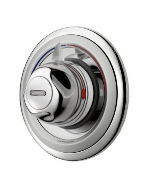 Aquavalve 609 concealed shower valve shown in Chrome