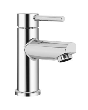 Uptown Large Basin Mixer Tap shown in Chrome
