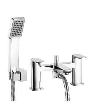 Bath Tap with a shower attachment