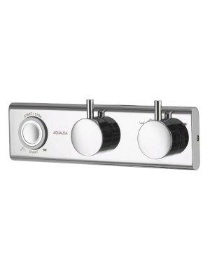 HiQu Concealed Digital Bath/Handshower Divert - Gravity Pumped