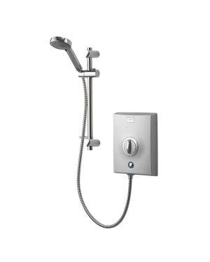 Quartz Electric Shower 8.5kW in Chrome