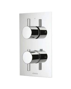 Rise DCV Divert mixer shower