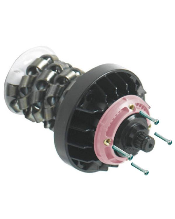 Thermostatic Shower Cartridge Pink with Chrome screws - Combi Boiler