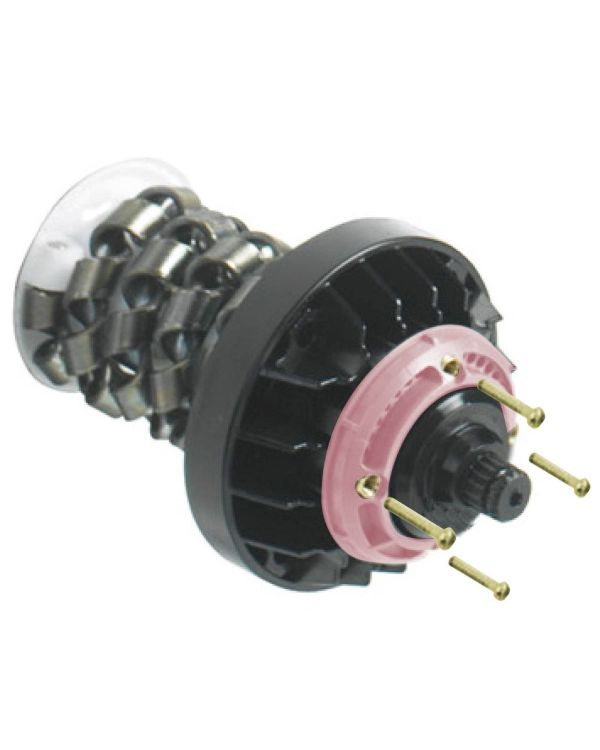 Thermostatic Shower Cartridge Pink with Gold Screws - Combi Boiler