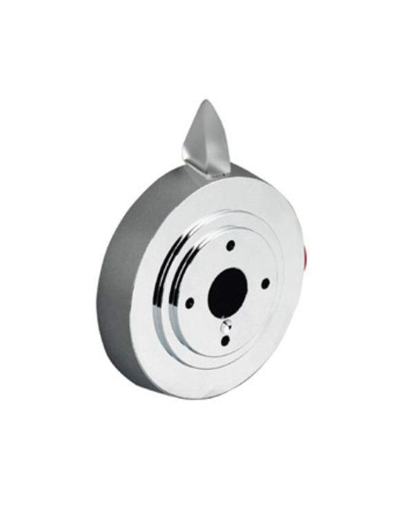 Aquavalve 609/Colt Concealed Temperature Lever - White