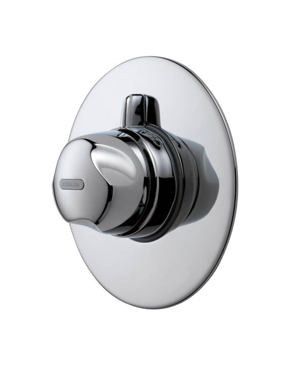 Aquavalve 700 Concealed Thermostatic Mixer Shower Valve - Chrome