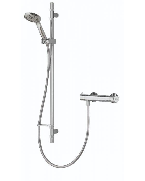 HiQuXT Mixer Shower with Adjustable Head
