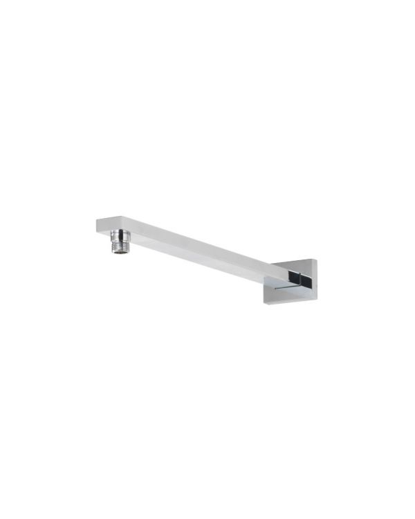 WALL FIXED ARM – SQUARE – 400MM