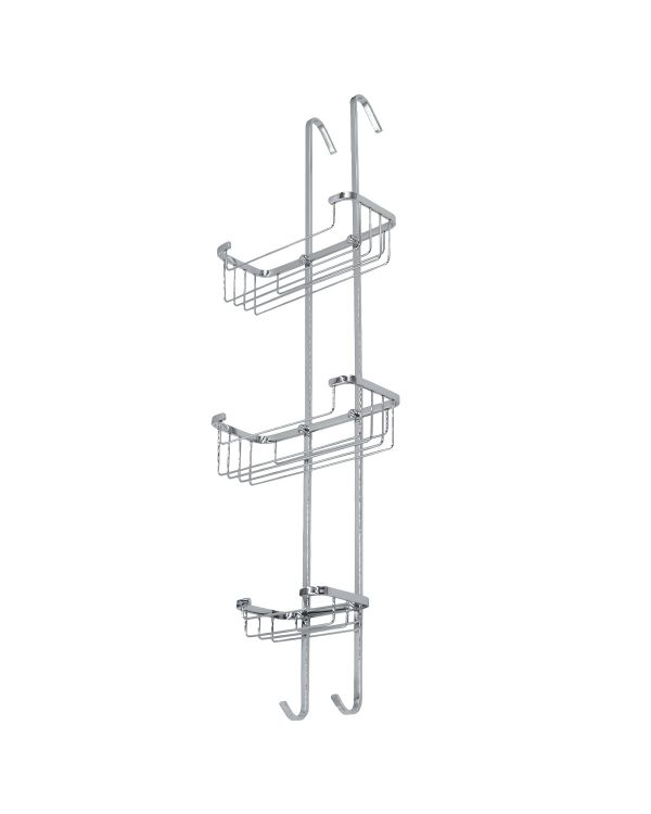 Stainless Steel 3 Tier Shower Caddy