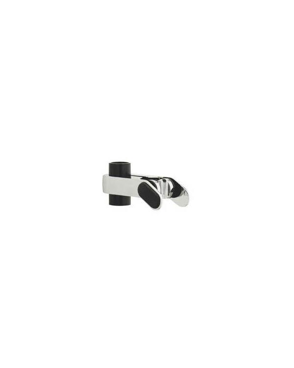 Shower head holder 25mm - Chrome/Black