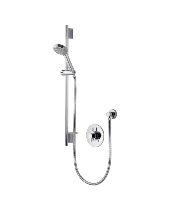 Aspire Concealed Mixer Shower with Adjustable Head